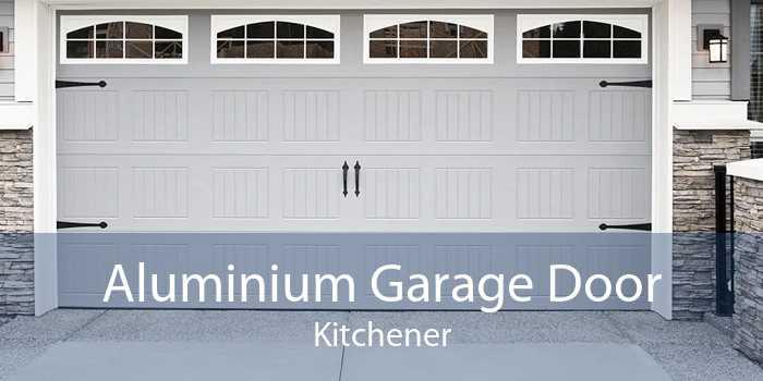 Aluminium Garage Door Kitchener