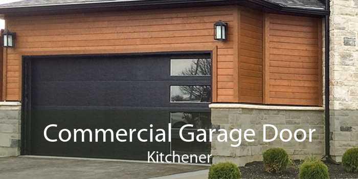 Commercial Garage Door Kitchener