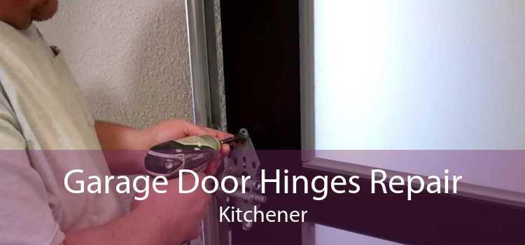 Garage Door Hinges Repair Kitchener
