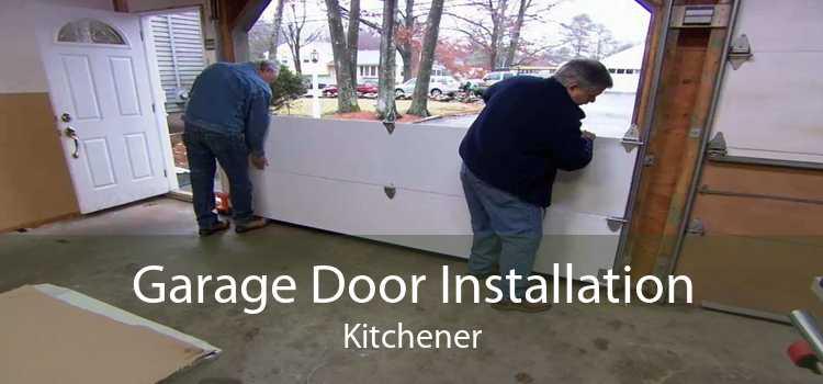 Garage Door Installation Kitchener