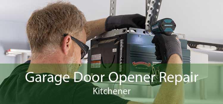 Garage Door Opener Repair Kitchener