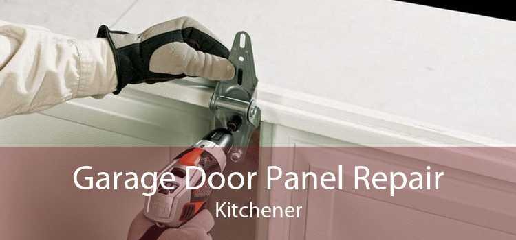 Garage Door Panel Repair Kitchener