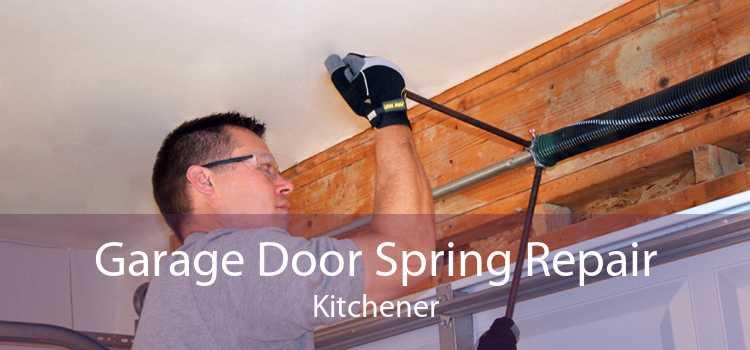 Garage Door Spring Repair Kitchener