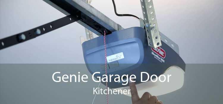 Genie Garage Door Kitchener