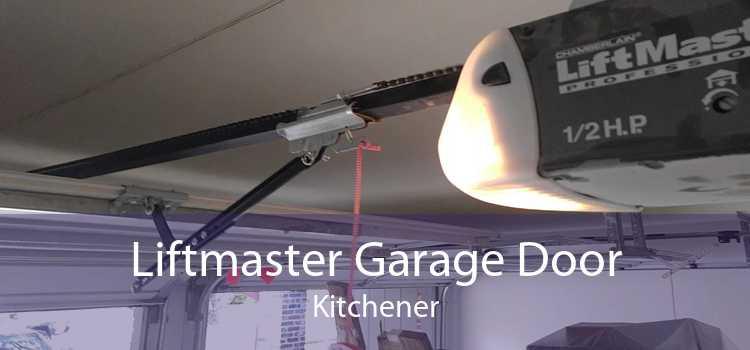 Liftmaster Garage Door Kitchener