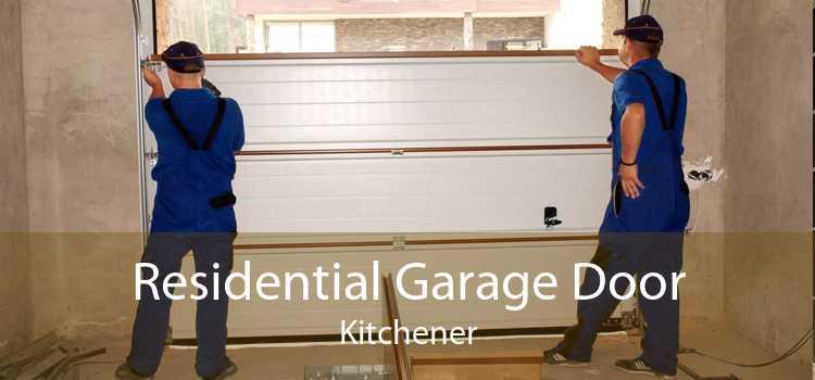 Residential Garage Door Kitchener