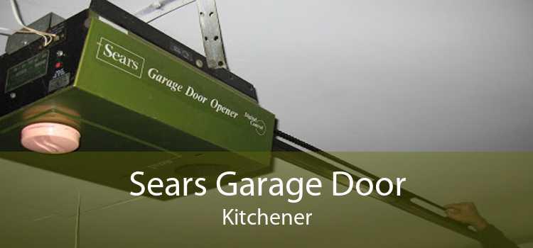 Sears Garage Door Kitchener